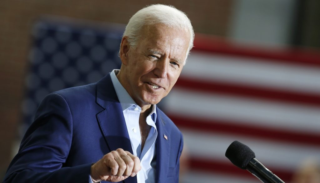 Joe Biden Polling Well with Black Voters