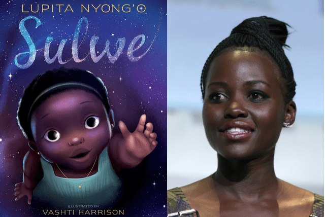 "Lupita Nyong'o Authors Children's Book ""Sulwe"" to Help Young Readers ""See More Dark Skin in a Beautiful Light"""
