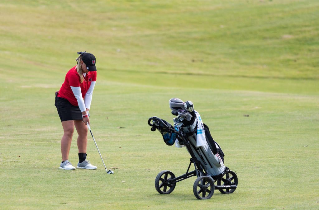 Red Wolves Climb Leaderboard in Second Round of Little Rock Golf Classic