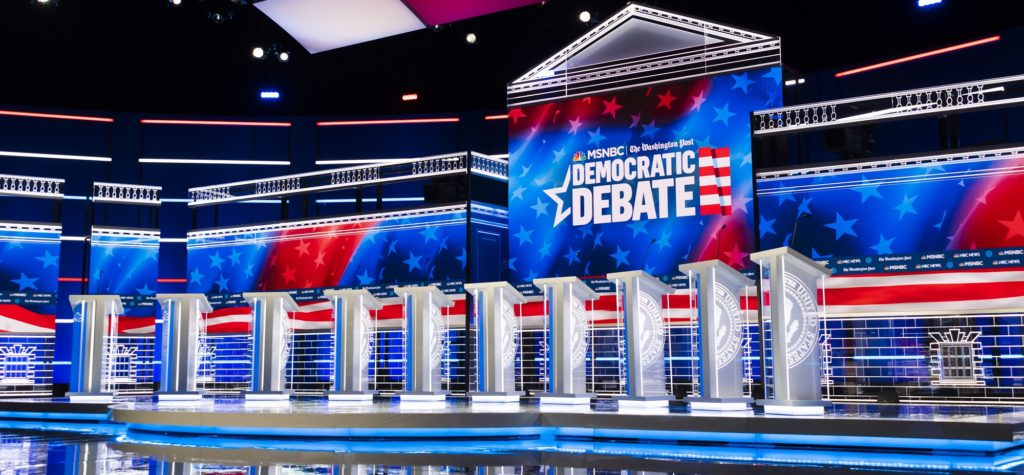 Democratic Debate Preview