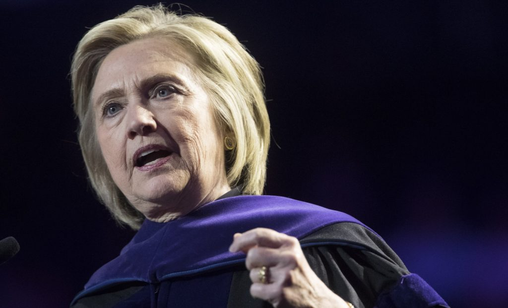 Hillary Clinton on Sheepish GOP Attitude Towards Impeachment Process