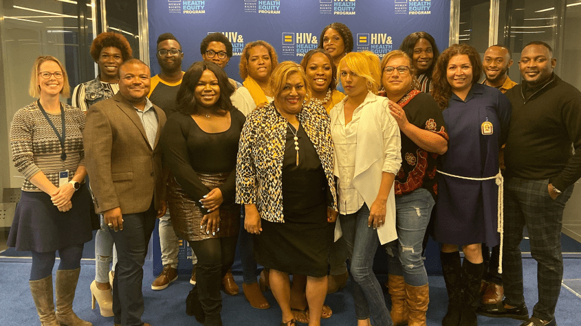 Human Rights Campaign Foundation Launches Leadership Program for Black and Latinx Trans Women and Non-Binary People