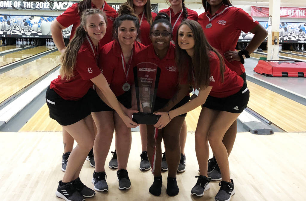 Huren Earns All-Tournament, @AStateBowling Lands Second at UMES Hawk Classic