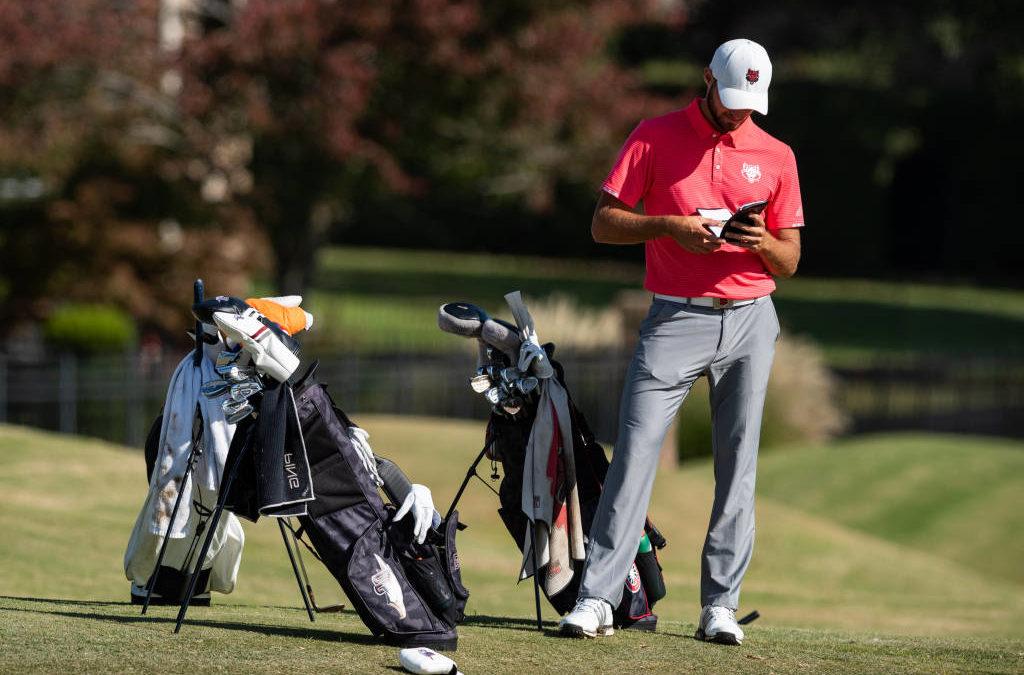 Julien Sale Earns Sun Belt Conference Golfer of the Week Honors