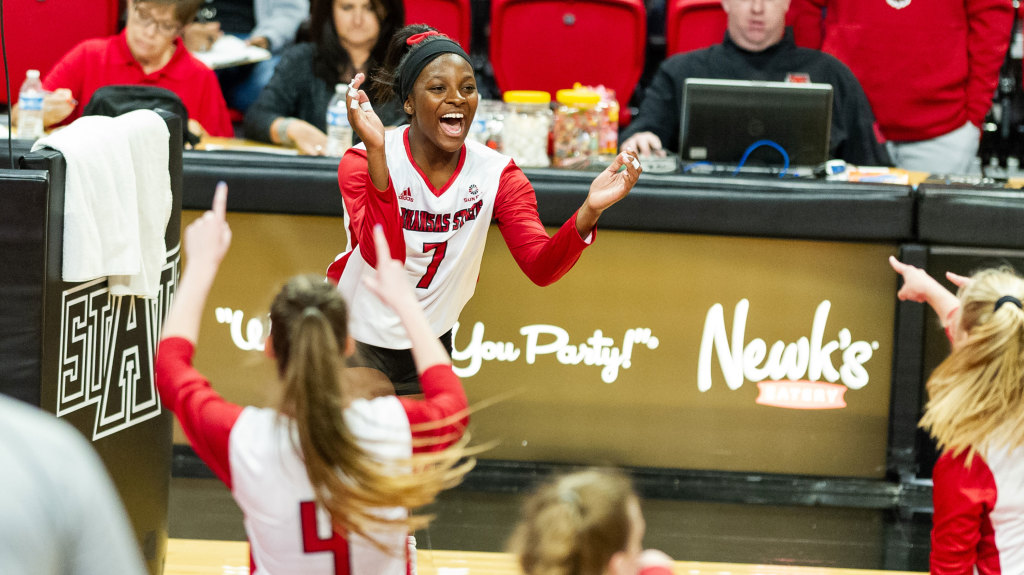 Red Wolves Clinch No. 8 Seed In Sun Belt Conference Tournament