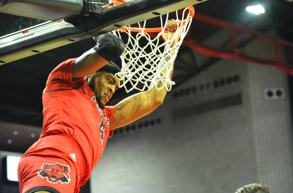 Red Wolves Oust UC Davis 80-67 On Day Two Of Red Wolves Classic