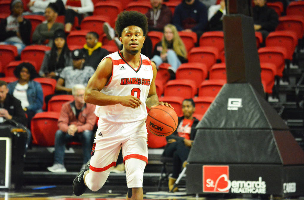 Red Wolves Rally Past Colorado State