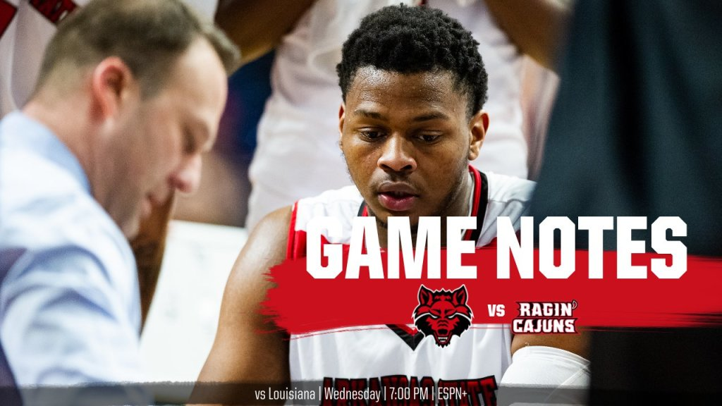 Game Notes: @AStateMB vs Louisiana