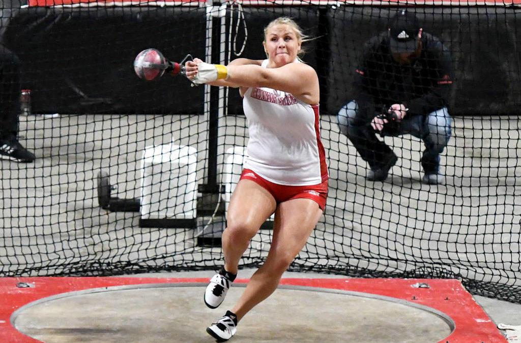 Red Wolves Post Strong Opening Meet At Pitt State