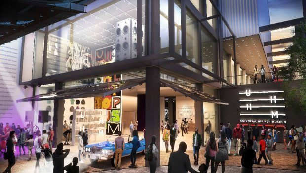 Universal Hip Hop Museum in the Bronx Awarded $3.75 Million Grant by New York State