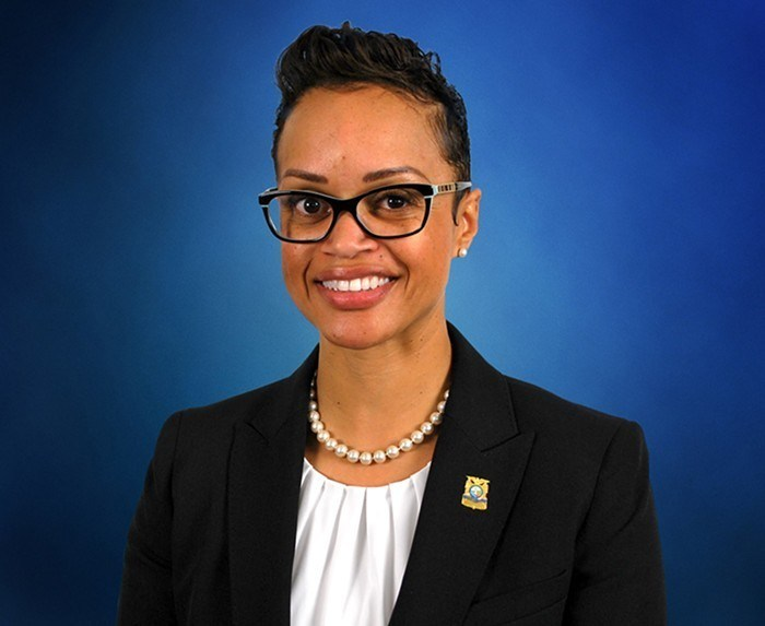 Danielle Outlaw Becomes 1st Black Woman Commissioner of Philadelphia Police Department