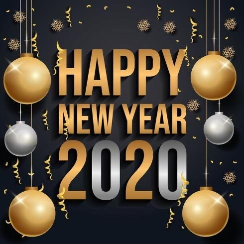 Good Black News Wishes You and Yours a Very Happy New Year!