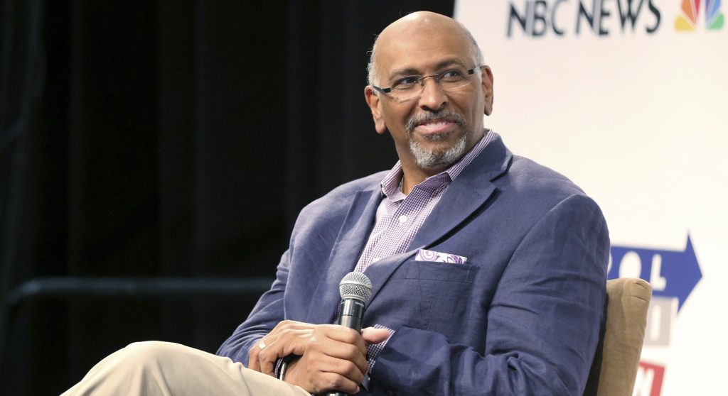 Michael Steele Talks Impeachment with AURN