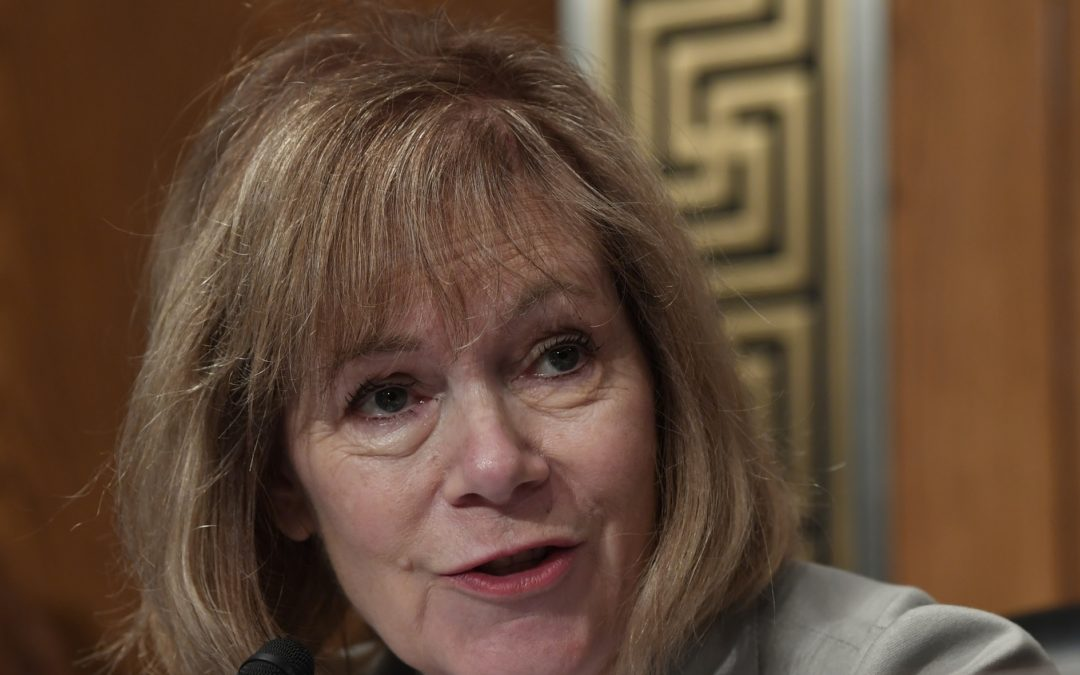Sen. Tina Smith Speaks with AURN