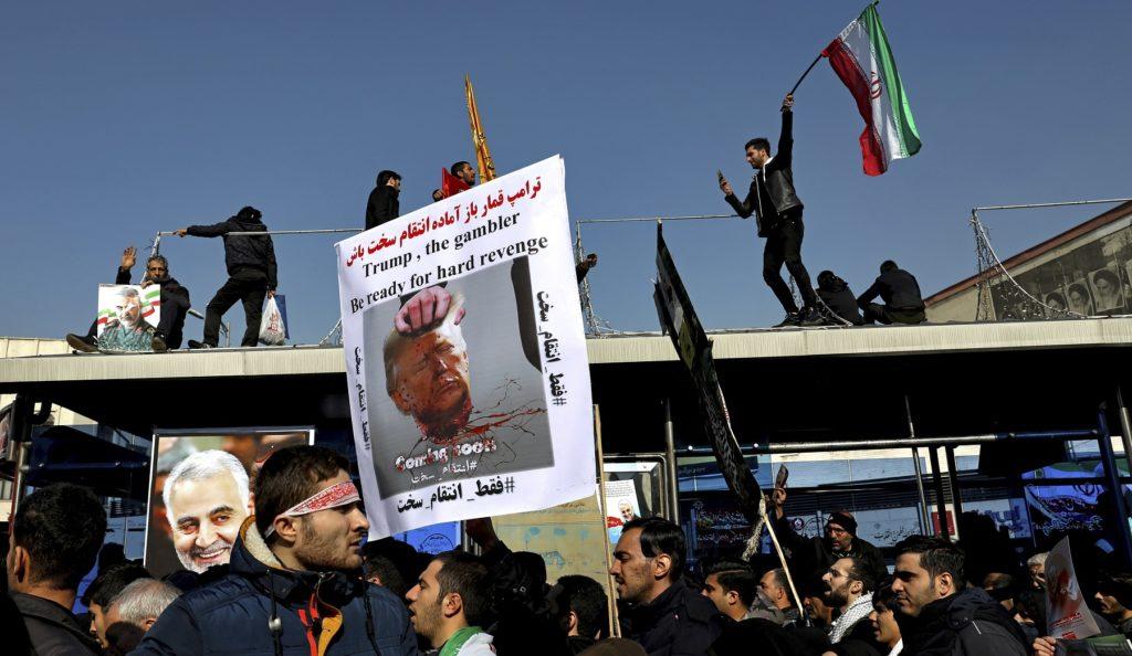 Susan Rice on Potential War with Iran