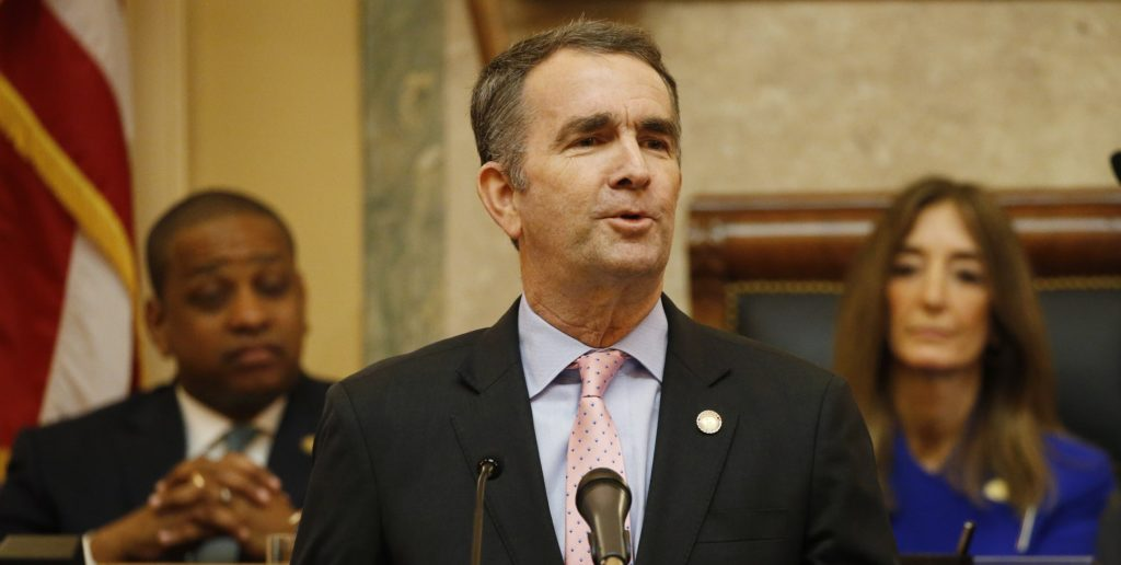 Virginia Passes Law Ending Partisan Redistricting