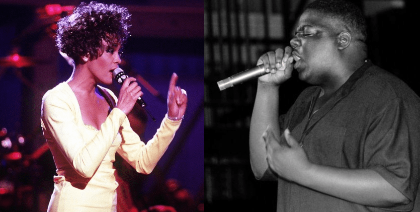 Whitney Houston, The Notorious B.I.G. to Be Inducted into Rock and Roll Hall of Fame in 2020