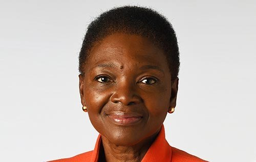 Baroness Valerie Amos Appointed Master of University College at Oxford University in England