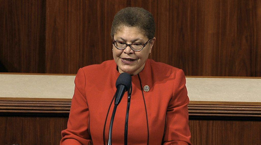 Congressmember Karen Bass on the State of Black America