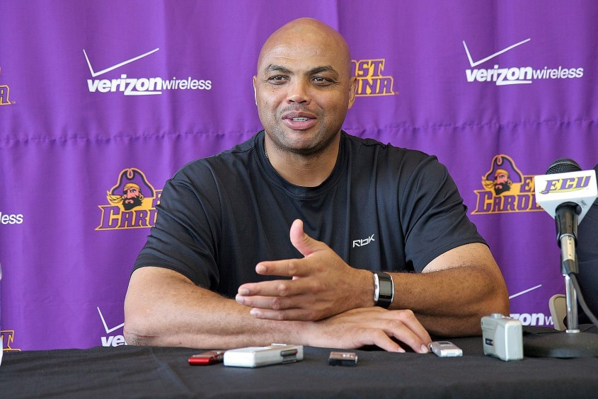 Charles Barkley to Sell Memorabilia to Build Affordable Housing in his Alabama Hometown
