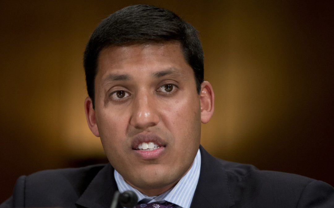 Dr. Rajiv Shah, Rockefeller Foundation Advocating for American Working Families