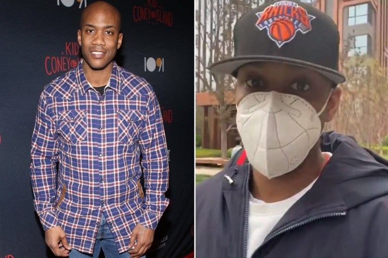 Former New York Knicks Star Stephon Marbury Sets Up Deal to Deliver 10 Million N95 Masks to NY Amid Covid-19 Crisis