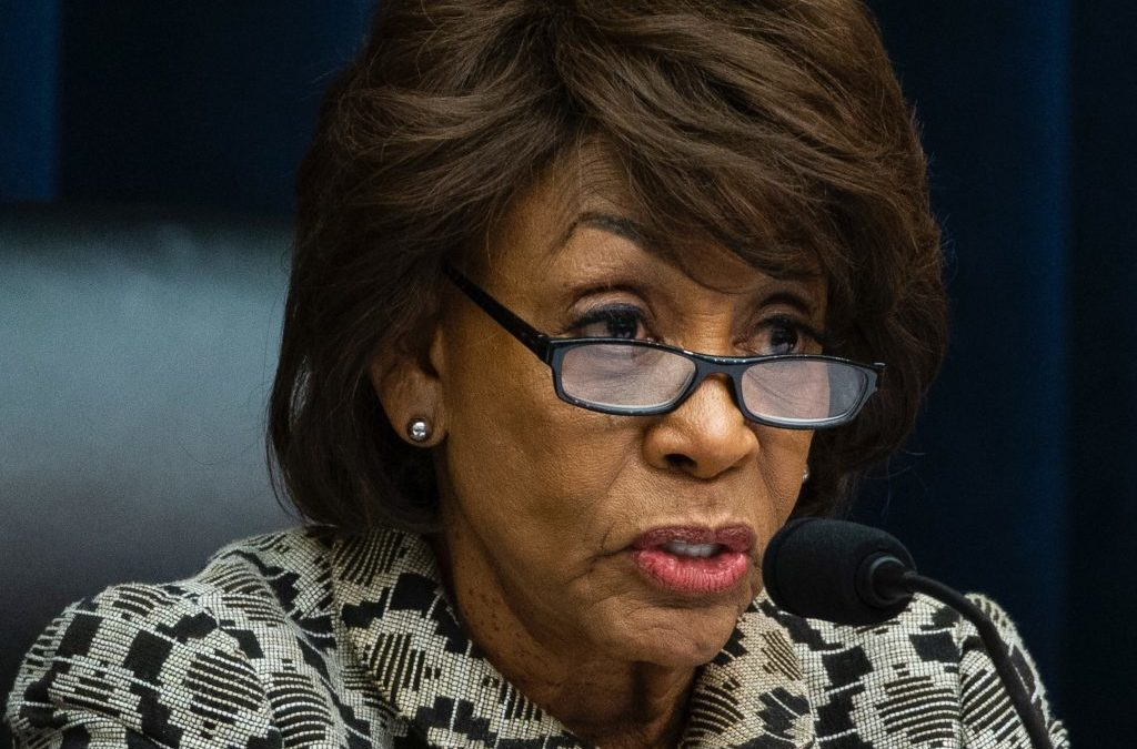 Maxine Waters on WH Response to Pandemic, Bailout, Financial Ruin for Working Americans