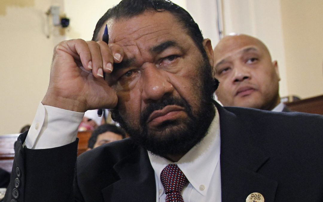 Rep. Al Green on White House $1T Stimulus Plan: Devil is in the Details