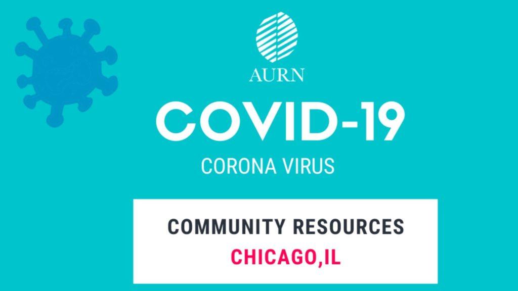 Coronavirus: Chicago Community Resources