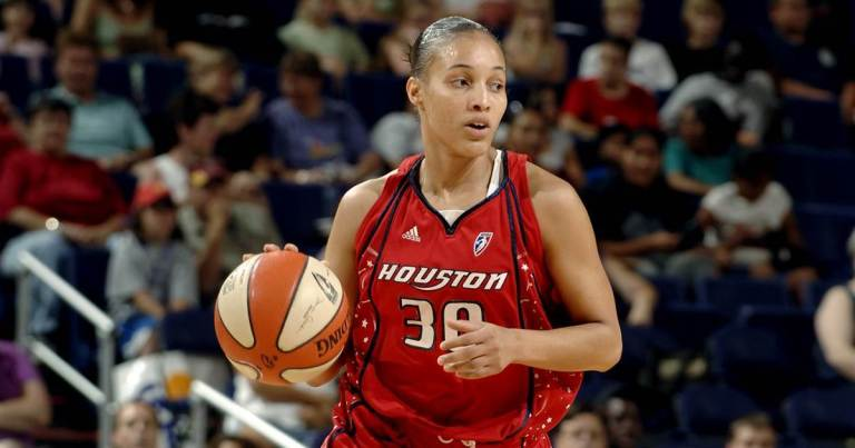 Former WNBA Player Tamara Moore Becomes 1st Black Woman Head Coach of Men's College Basketball Team