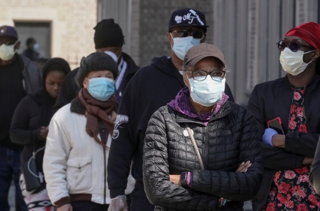 Outrage as Wisconsin Voters Forced to Polls During Pandemic