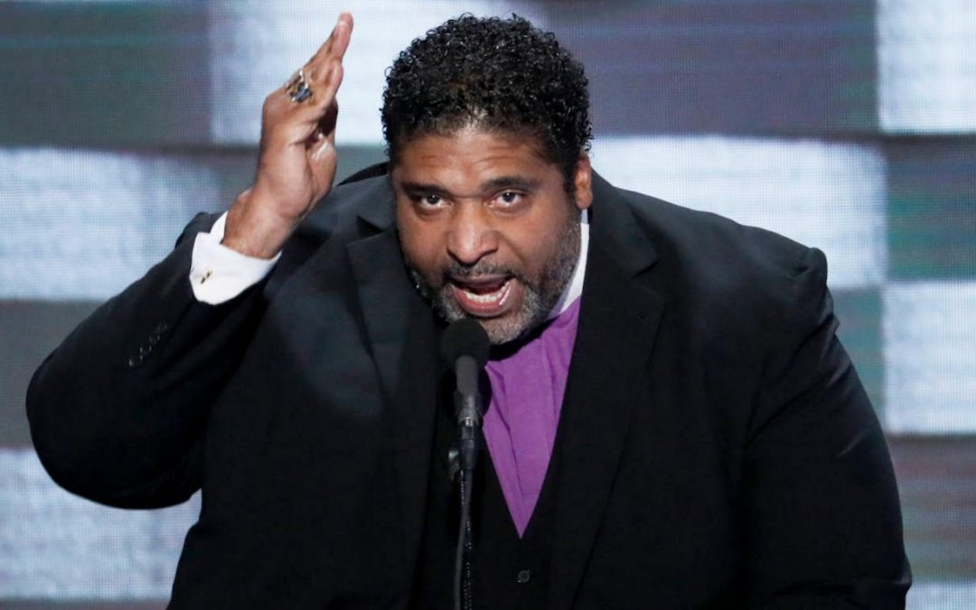Rev. Dr. Barber: Refuse to Be Comfortable with the Death of Others