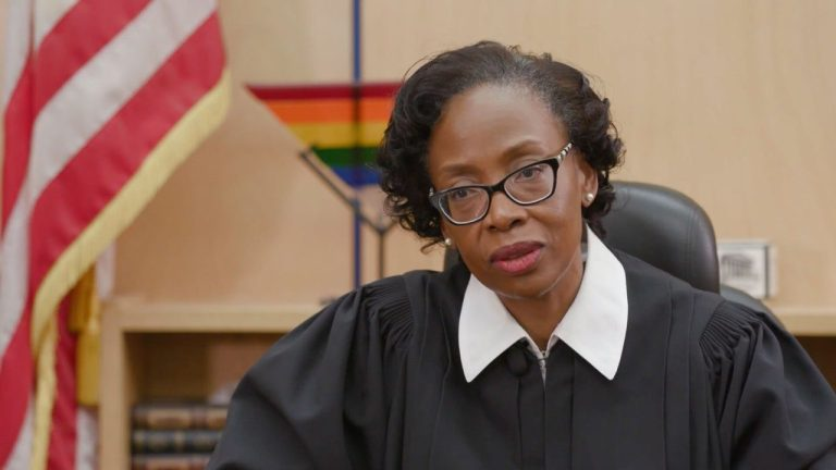 Grace Helen Whitener Becomes 1st Black Gay Disabled Immigrant Justice to Serve on Washington State Supreme Court