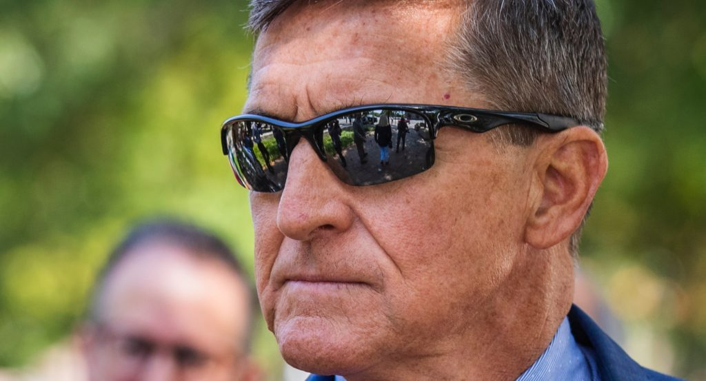Justice Department Dropping Criminal Case Against Michael Flynn