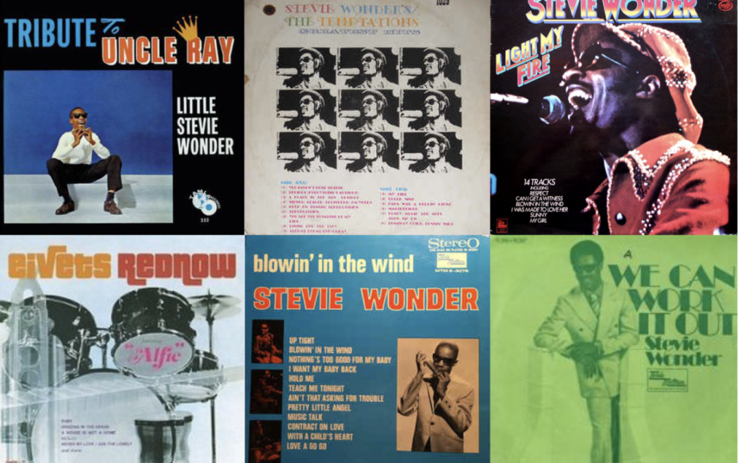 MUSIC MONDAY: Weekly Playlist From GBN – A Collection of Stevie Wonder Covers