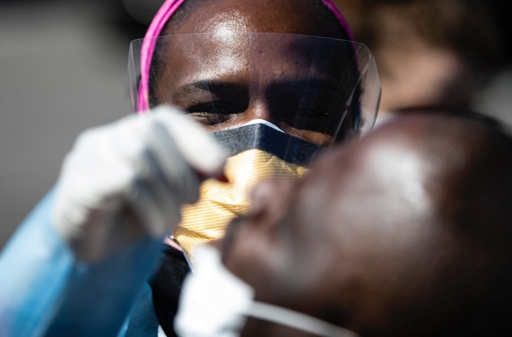 Pandemic Exposes Vulnerability of African Americans
