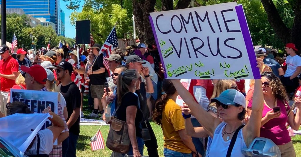 Poll: Republicans Skeptical of Severity of Coronavirus