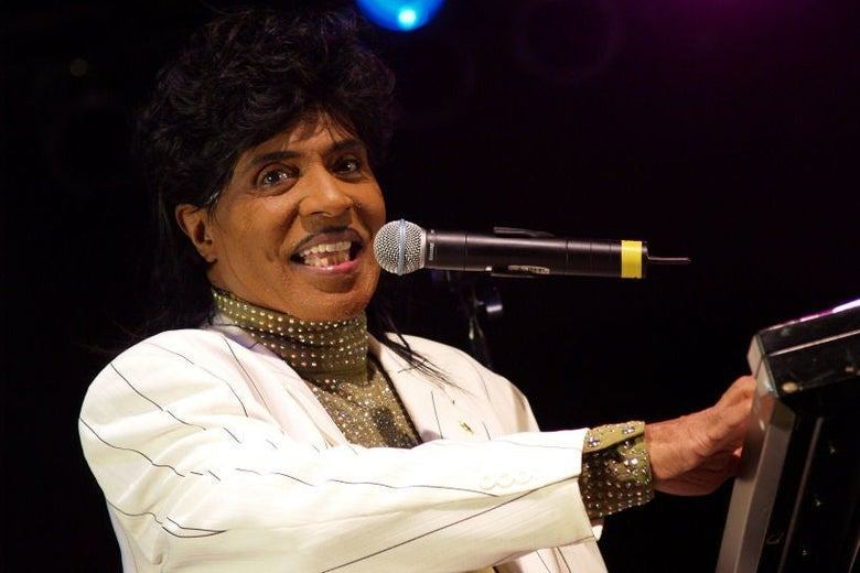 R.I.P. Rock and R&B Music Legend Little Richard, 87
