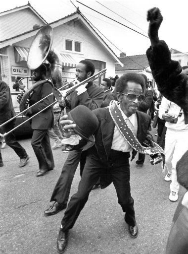 #AAMAM: Celebrating New Orleans Funk and Soul (LISTEN)