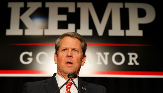 Gov. Brian Kemp Is Slammed As Committing 'Genocide' After COVID-19 Stats On Black People Are Released