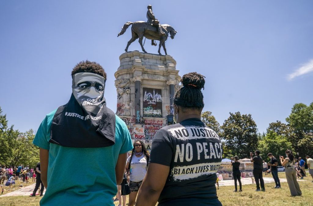 Removing Monuments of Slavery and Oppression from Public Spaces