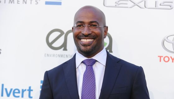 Van Jones Slammed For Saying Black People Must Change 'Lifestyle Choices' Amid Coronavirus Pandemic