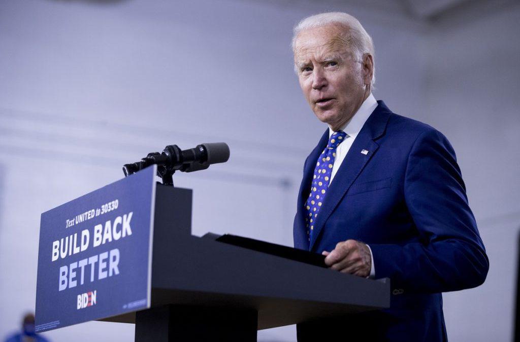 Build Back Better: Biden Plan to Advance Racial Equity, Address Wealth Gap