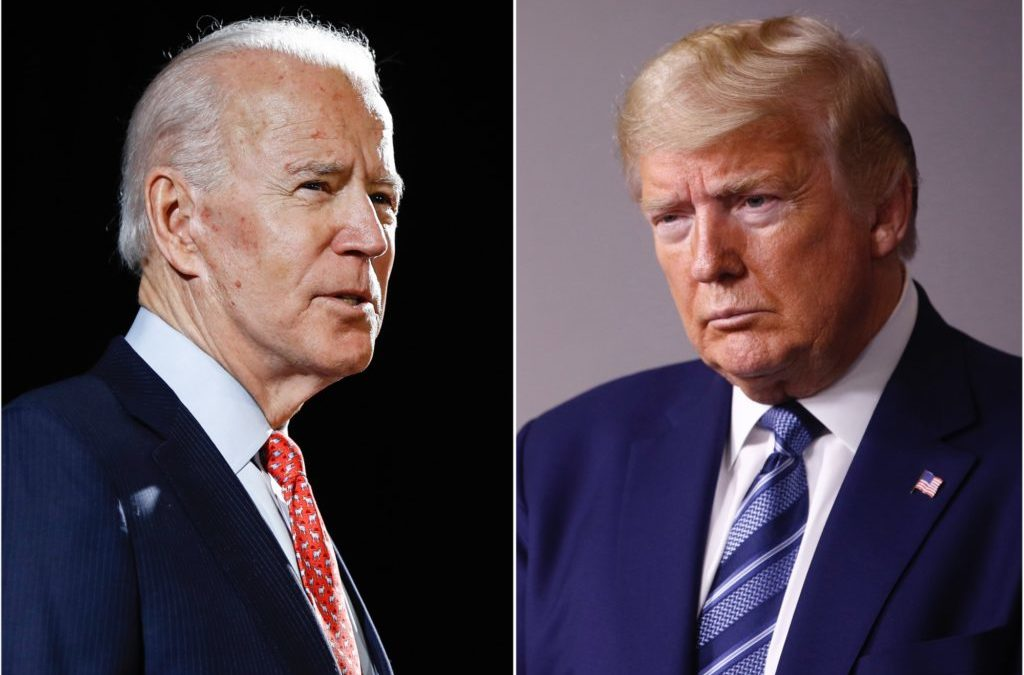Election 2020 Poll: Swing States Lean Left, Trump Digs In on the Right