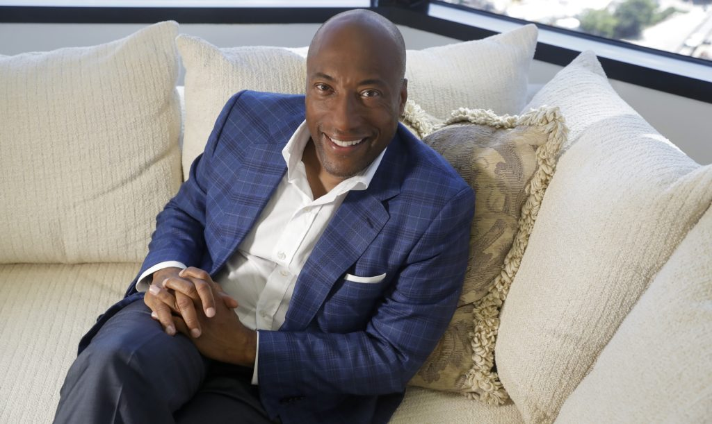 Entertainment Studios CEO Byron Allen: We Could Be Out of the Office for a Year
