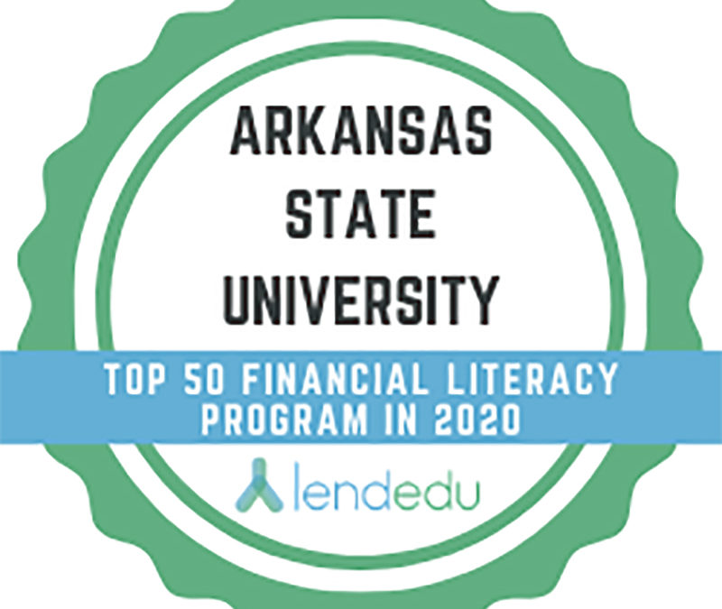 Financial Literacy Program Listed in Top 50 Rankings Again