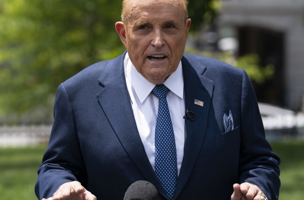 Giuliani Pushes Back on Allegation of Russian Bounties on US Soldiers