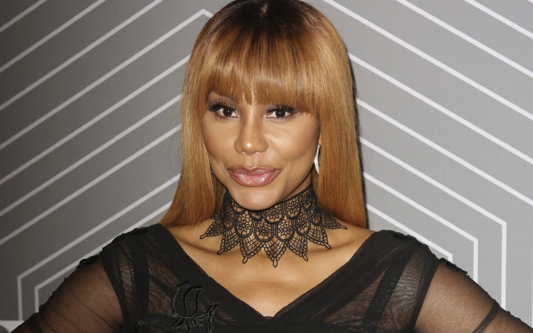 Prayers Up: Tamar Braxton is Alert and Responsive, Condition Downgraded