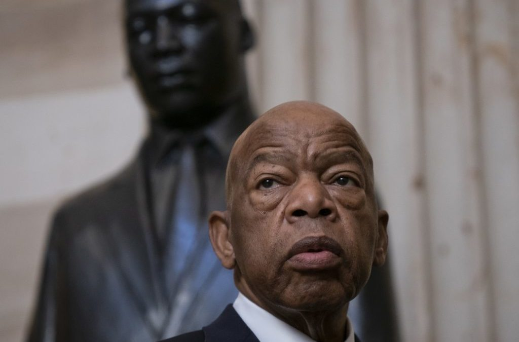 The Boy from Troy: Honoring Congressman John Lewis