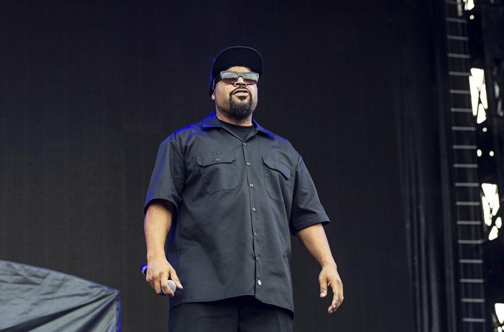 Ice Cube: The Black Vote Is the Vote